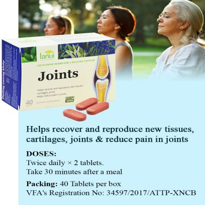 LANUI® JOINTS Bổ Sung Collagen