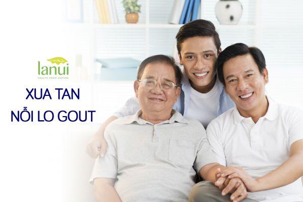 Tất tần tật biểu hiện, triệu chứng của bệnh Gout (gút)