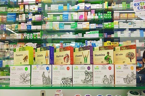 LANUI trở thành đối tác chiến lược của nhà thuốc An Khang thuộc Thế Giới Di Động