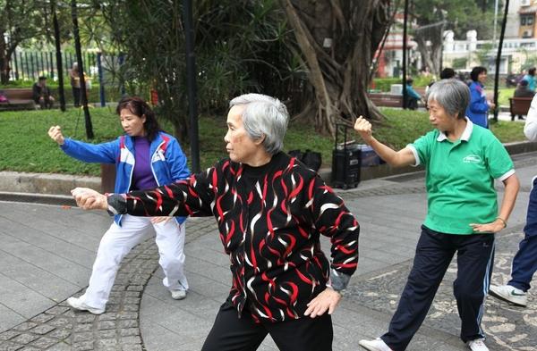 Tập thể dục giúp tăng cường sức đề kháng cơ thể