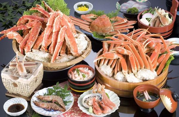 Hải sản là thực phẩm giàu purin